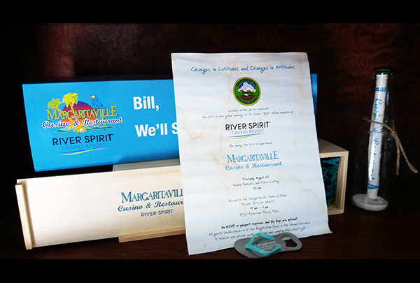 Margaritaville Casino & Restaurant / Event Marketing