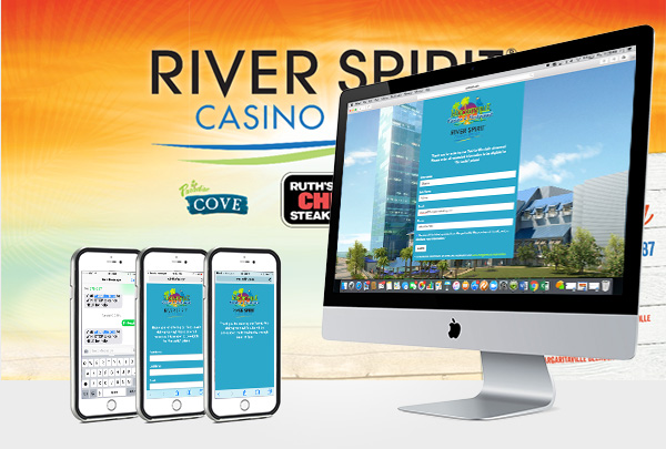 River Spirit Casino / Lead Generation